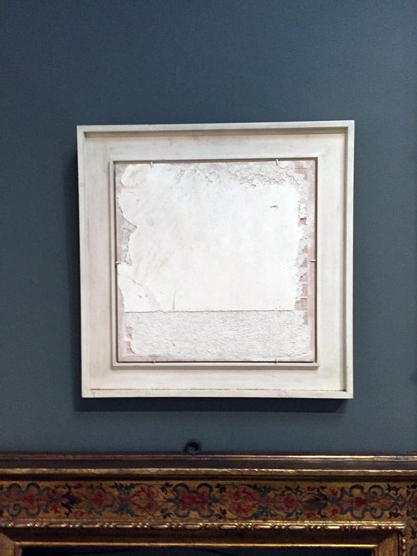Fine Art Style Exhibition Frame for the Fresco Tile