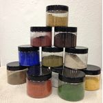 Natural Pigments for Fresco Painting - Small Set