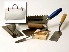 Fresco Plastering Tool Kit with Plasterer Bag