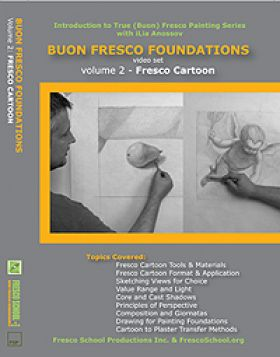 Buon Fresco Foundations: FRESCO CARTOON