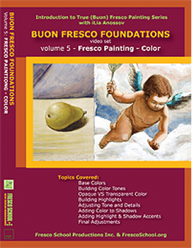 Buon Fresco Foundations: FRESCO PAINTING - COLOR