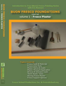 Buon Fresco Foundations: FRESCO PLASTER